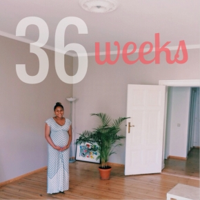 Week 36 (& new apartment!)